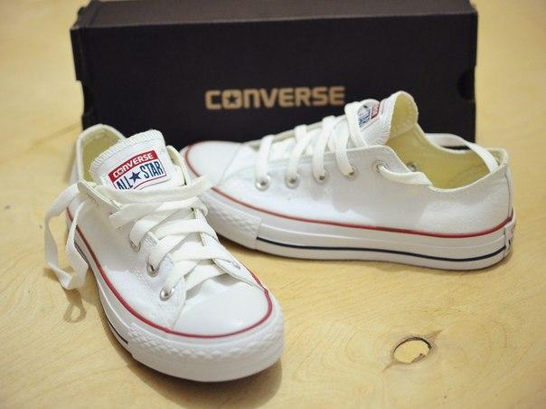 Кеды Converse Chuck Taylor All Star   Отзывы покупателей 7e356b9f16d
