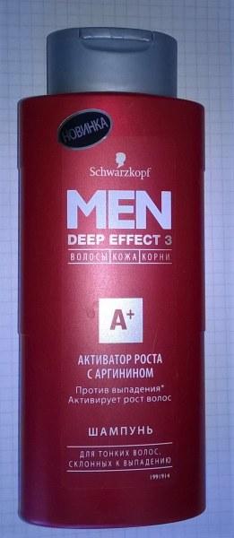 Schwarzkopf шампунь для роста волос