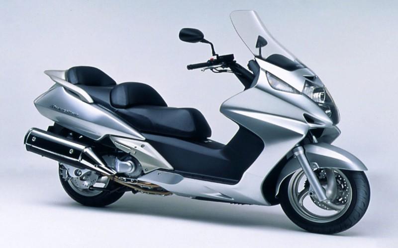 б.у японский скутер honda silver wing600 отзывы