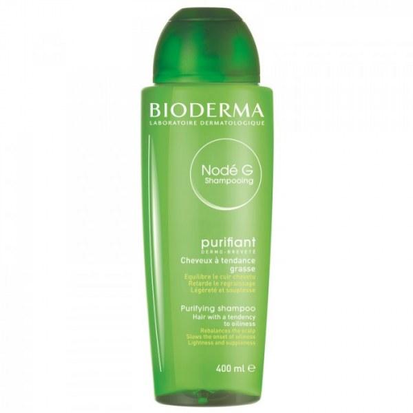 Шампунь для жирных волос bioderma