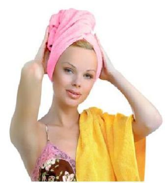 Полотенце-тюрбан для волос отзывы