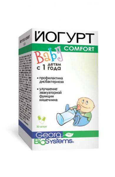 йогурт комфорт беби инструкция