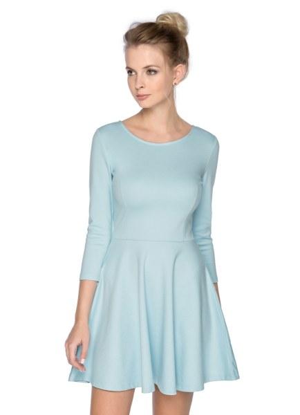 Ostin платье голубое