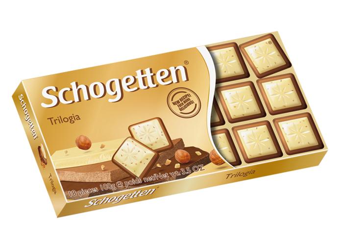 Приключения шоколадки