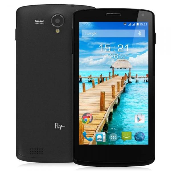 прошивку SW 08 на смартфоне Fly FS502