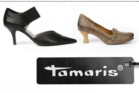 Туфли осенние Tamaris   Отзывы покупателей 43f16c8c01e