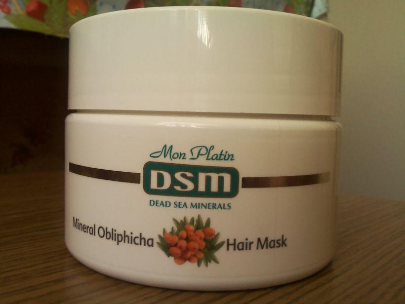 Маска для волос с маслом облепиховым маслом