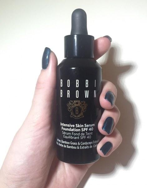 тональный крем bobbi brown intensive skin serum foundation spf 40 отзывы