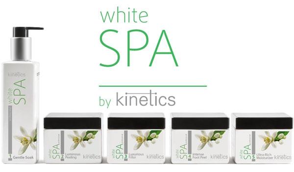 Картинки по запросу Kinetics White SPA
