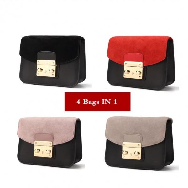 Сумка Женская Aliexpress BISON DENIM belt genuine leather for women luxury  shoulder bags for 2018 bag ... c5c60f2dd00