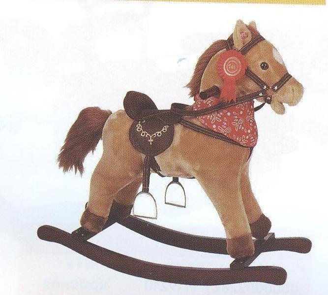 """Дети"""" Лошадка - качалка   Отзывы покупателей ZD76"""