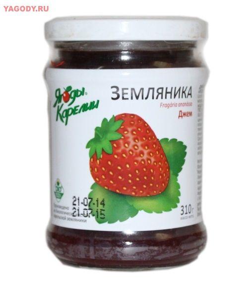 Джем из натуральных ягод