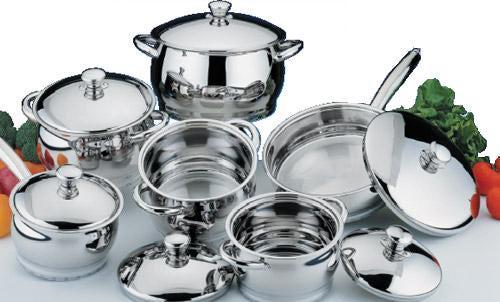 Путеводитель в мире кухонной посуды