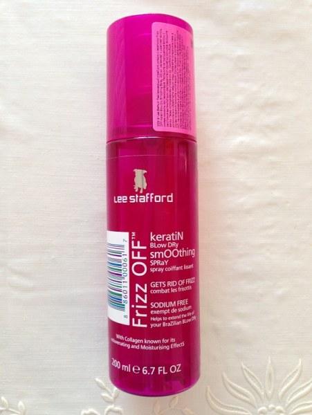 lee stafford spray shine отзывы