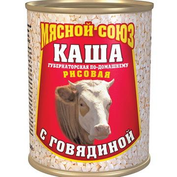 Каша консервированная | FindFood ru