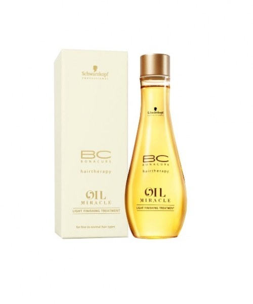 Масло для волос шварцкопф oil miracle