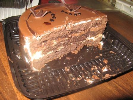 Бельгийский шоколад торт