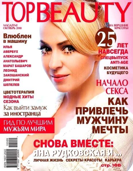 Журналы красота косметика