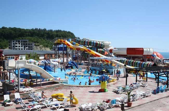 аквапарк ольгинка фото