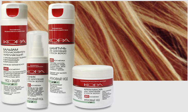 Шампунь для роста и укрепления волос купить