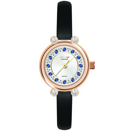 Наручные часы Ника кварцевые в золотом корпусе   Отзывы покупателей 7d2981b0775