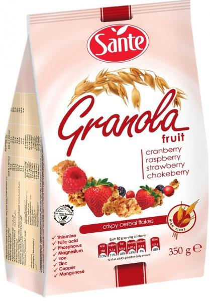 granola vs müsli