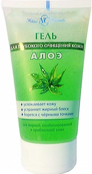 Невская косметика крем гель с алоэ
