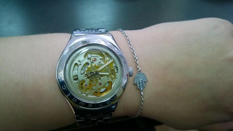 823a45d5 Часы Swatch Irony Body and Soul YAS100G | Отзывы покупателей