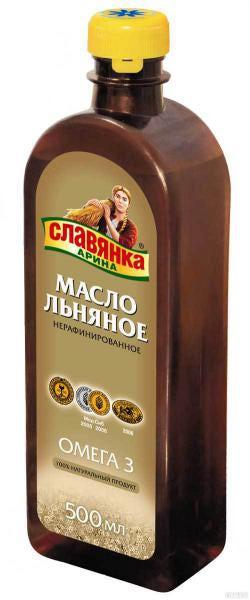 льняное масло какой фирмы