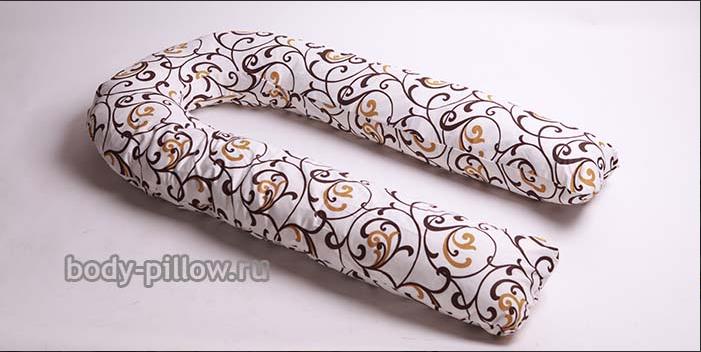 Подушка для беременных и кормления Body-pillow U - «Сколько ... 6a170baff91