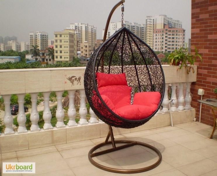 Подвесное кресло кокон фото
