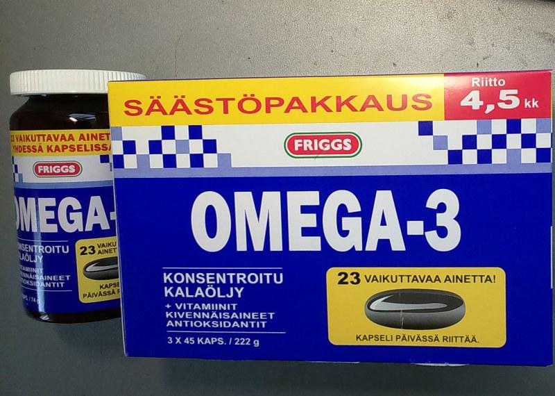 friggs omega 3