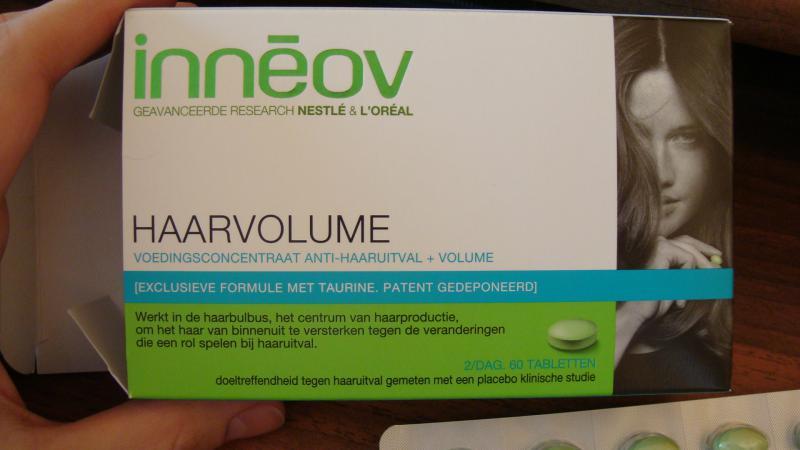 Витамины для волос иннеов отзывы