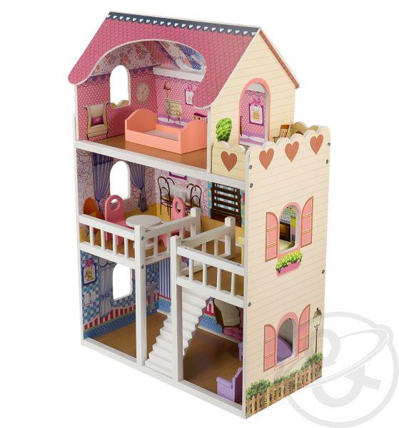 Мой дом для куклы