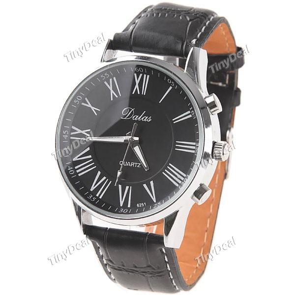 Наручные часы Tinydeal Fashionable Quartz Watch Wrist Watch Timepiece with