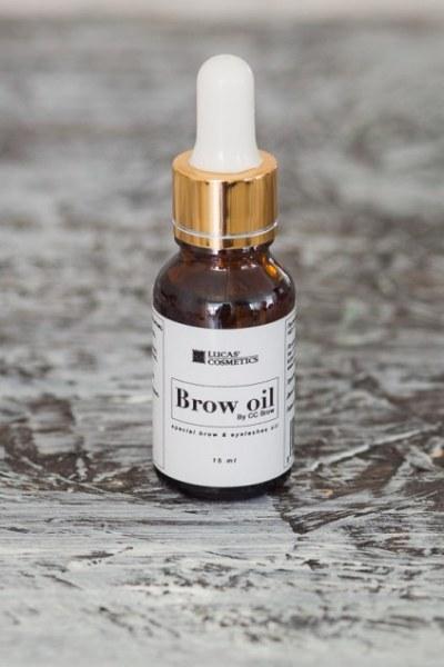 Масло для ресниц и бровей Lucas Cosmetics Brow oil | Отзывы ...