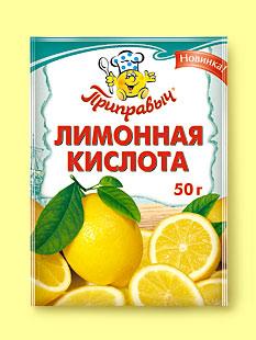 Лимонная кислота инструкция