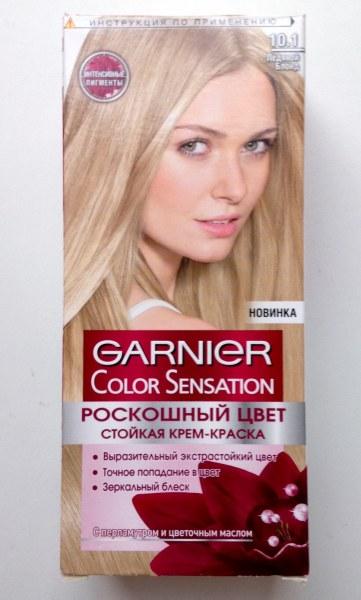 Гарнер краска для волос блонд