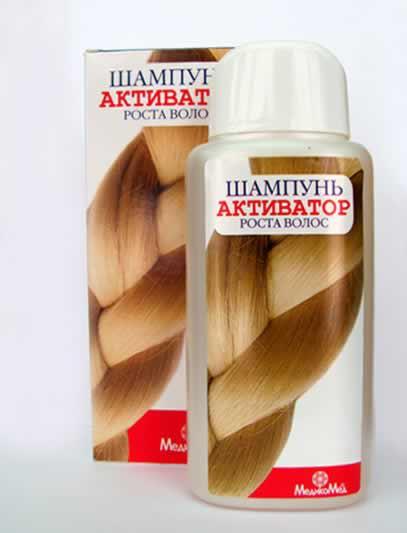 Шампуни для сильного роста волос