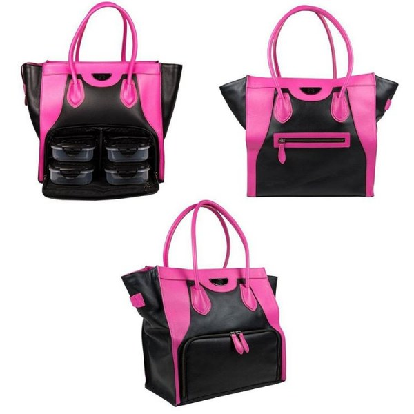 e58ece987fca Сумка из натуральной кожи 6 Pack Fitness ELITE VICTORIA MEAL MANAGEMENT  TOTE - отзыв