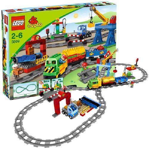 Лего дупло поезд отзывы