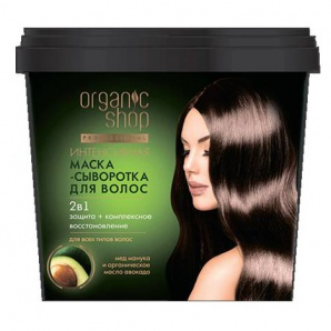 Маска для волос organic shop отзывы