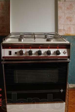 газовая печь 1457