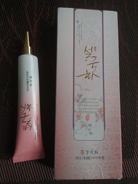 Крем для век корейская косметика
