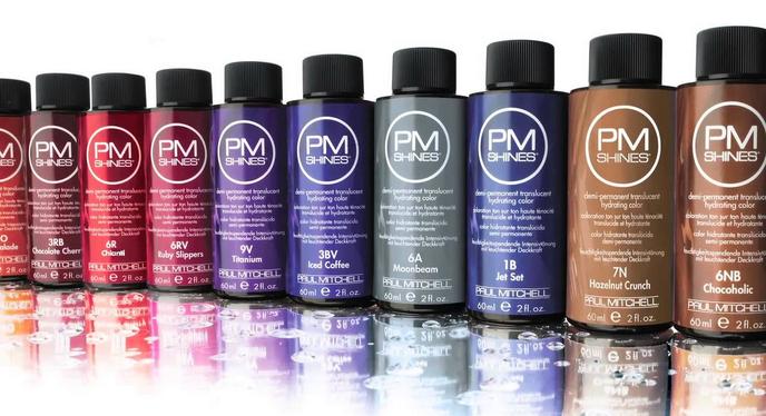 Тонировочные краски для волос
