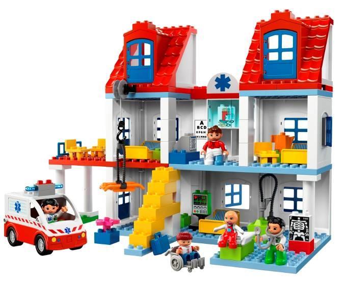 Lego Duplo LEGO: Большая