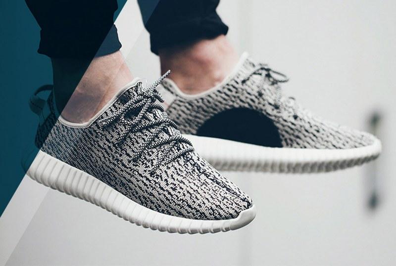 Кроссовки Adidas Yeezy Boost 350 фото 12e42e6bd605a