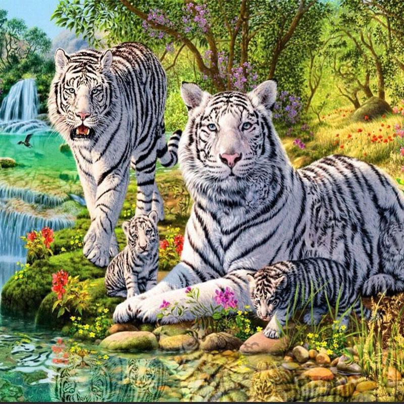 Ответ картинка сколько тигров