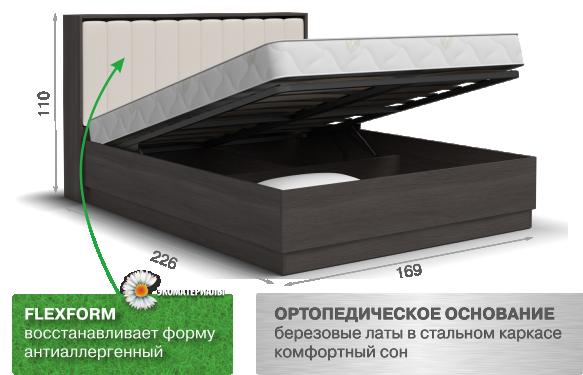 инструкция по сборке кровати люкс много мебели