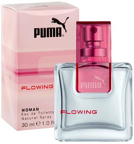 puma flowing woman